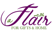 A Flair for Gifts and Home Logo