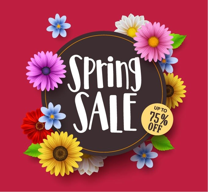 Spring Sale: Home Accessories