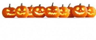 A Flair Halloween Pumpkins