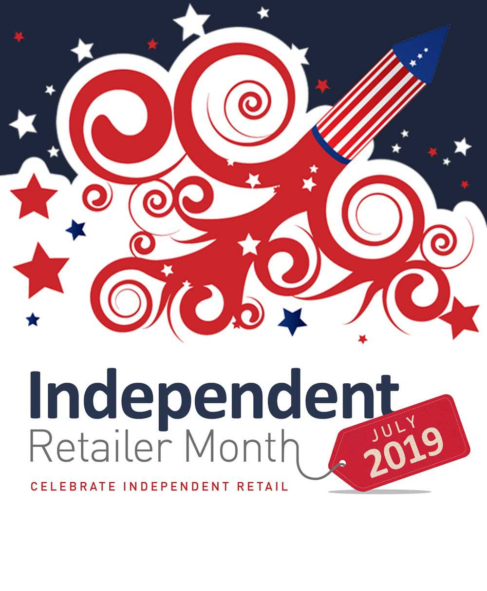 National Independent Retailer Month Retails Month