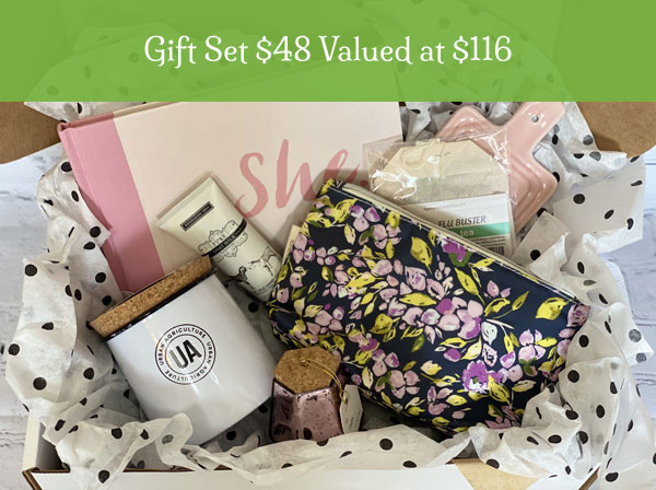 $48 Gift Set at A Flair